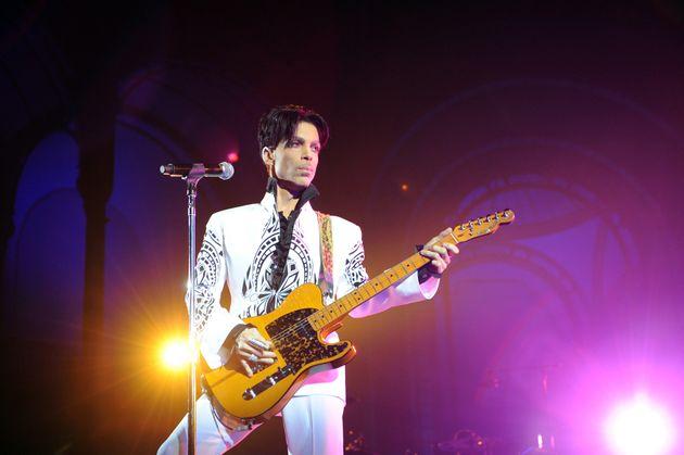 O Prince στο Grand Palais, στο Παρίσι, στις...
