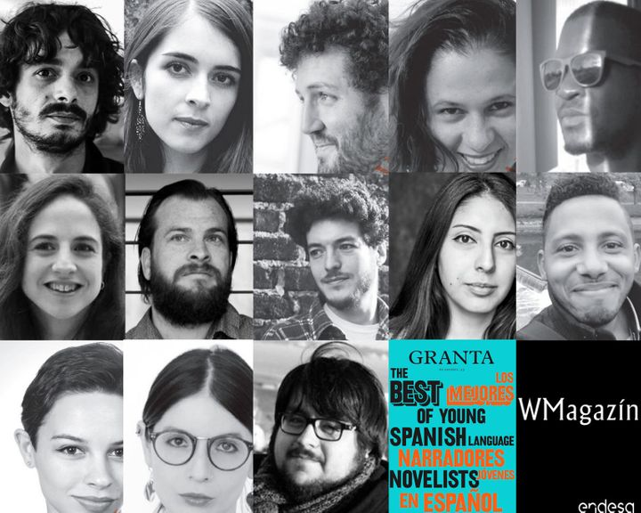 Trece de los 25 mejores escritores jóvenes de la lista 'Granta'.