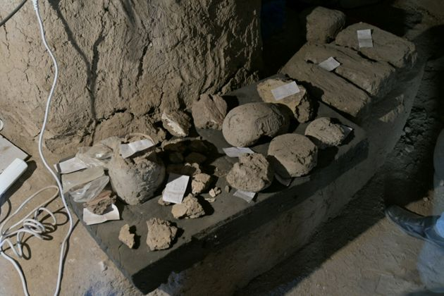 Αρχαιολόγοι ανακάλυψαν την