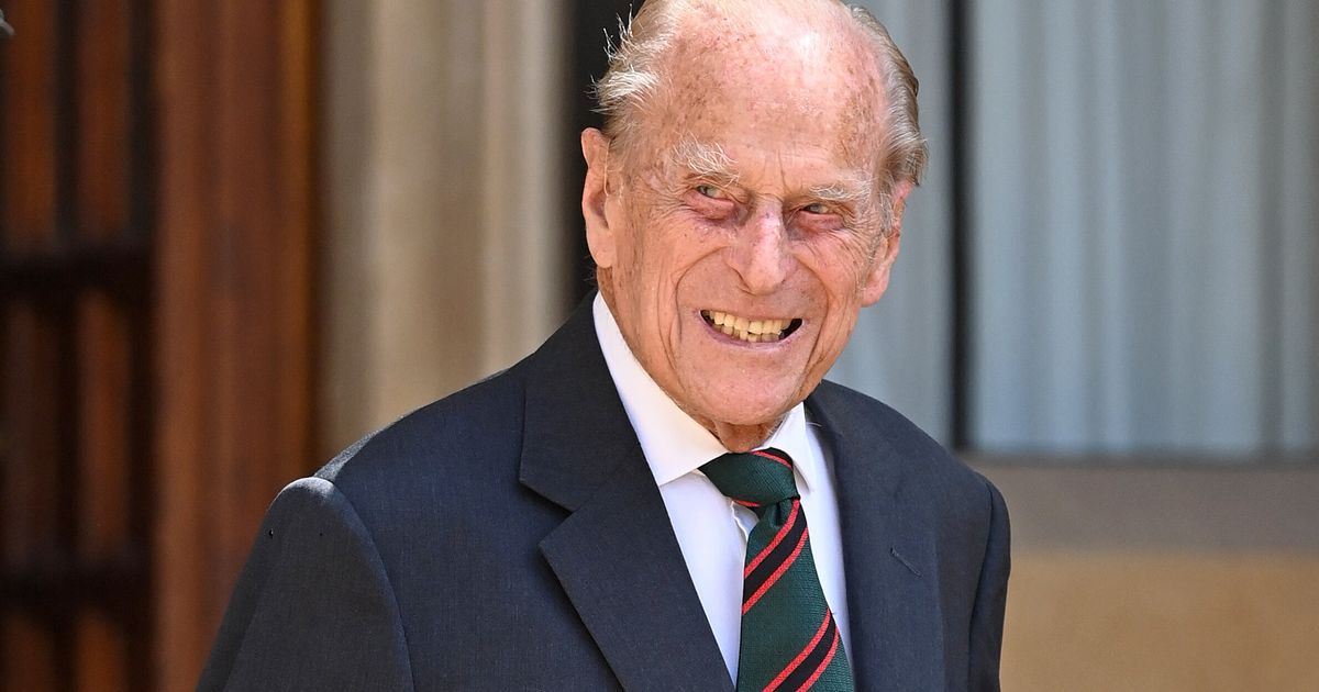 Entertainment World Pays Tribute To Prince Philip Following His Death, Aged 99