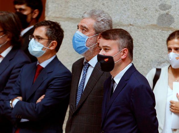Bolaños, Rodríguez y