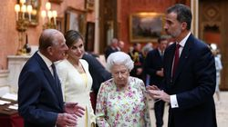 Felipe VI y Letizia expresan su