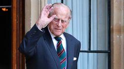 El impactante momento en el que la BBC ha anunciado la muerte del duque de