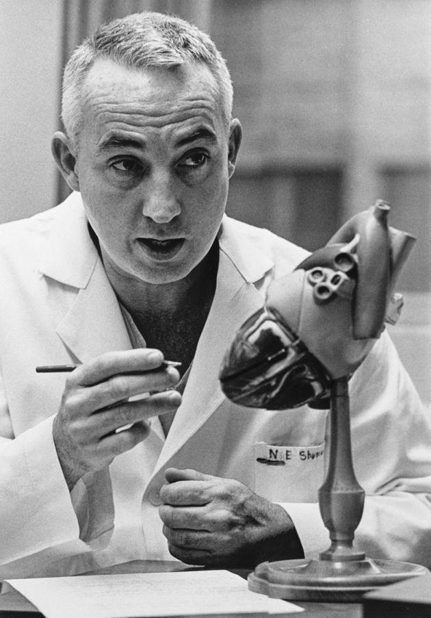 17 Ιανουαρίου 1968 - Ο Norman Shumway