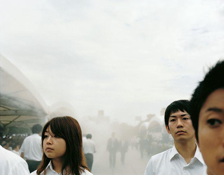 La fotografía 'Día de la Paz de Hiroshima'.