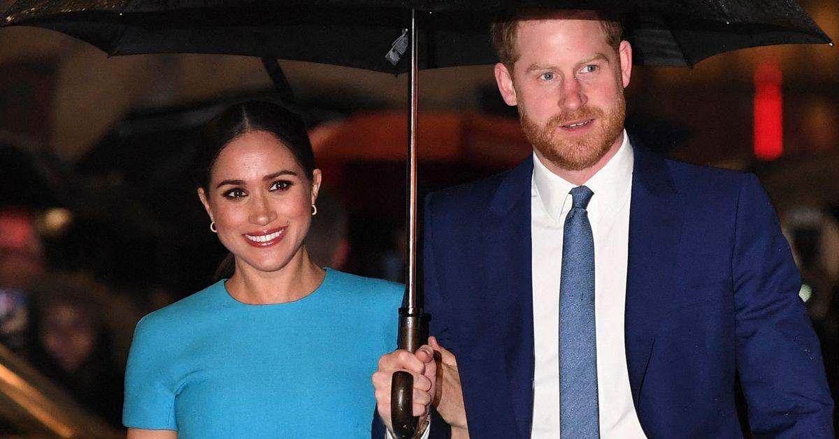 """""""Vous nous manquerez beaucoup"""": l'hommage de Meghan Markle et du prince Harry au prince Philip"""