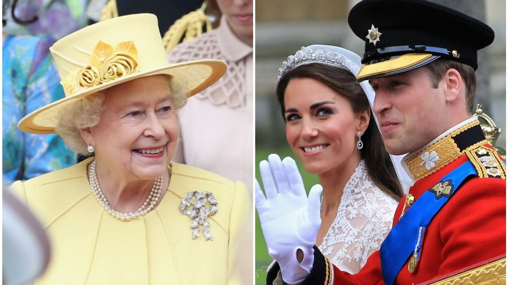 Baker Recalls Queen's Cheeky Quip About Kate Middleton And Prince William's Wedding Cake