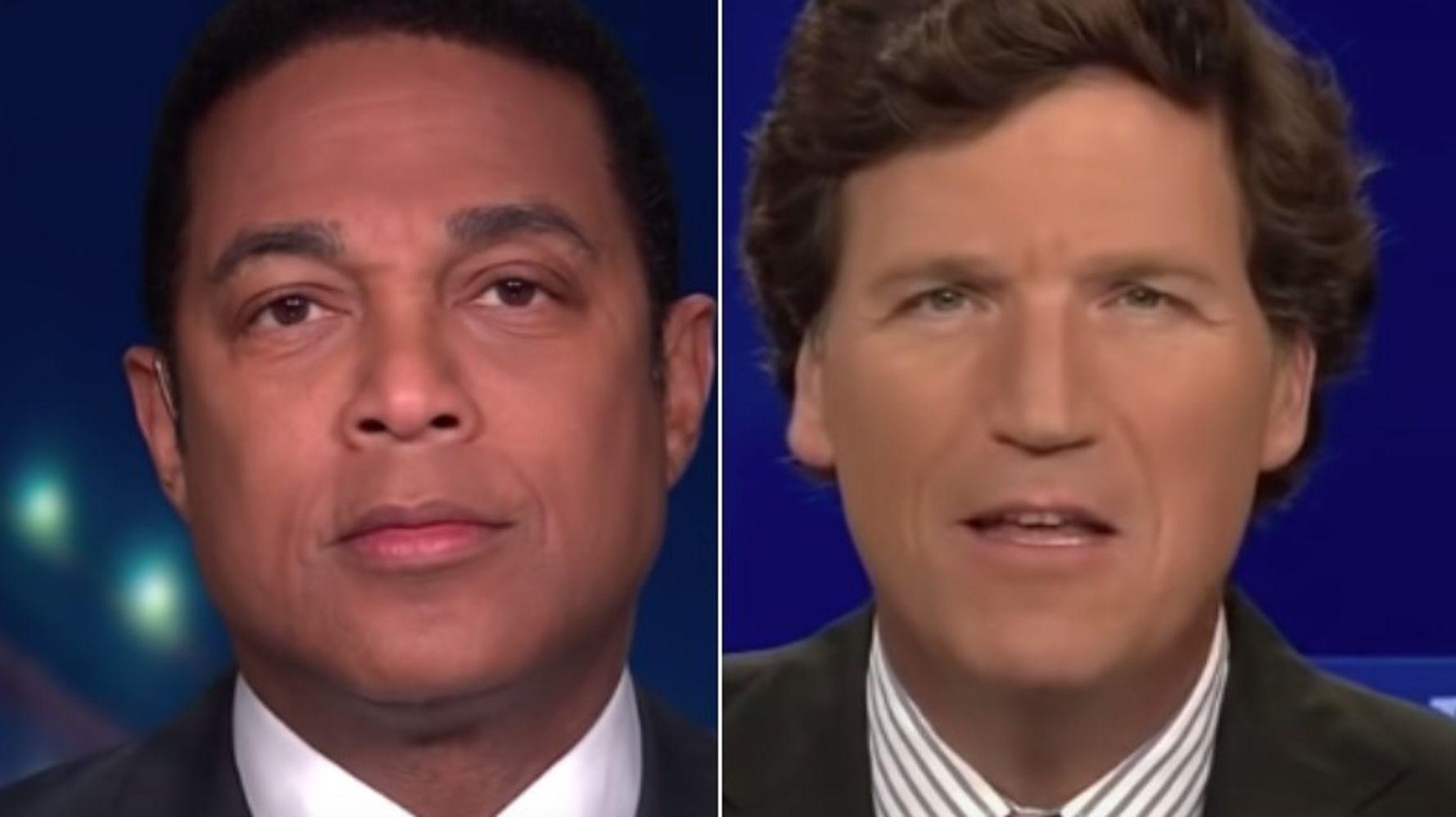 Don Lemon Slams Tucker Carlson: 'Mainstreaming Of White Supremacist Propaganda'