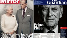 Prince Philip Remembered On Newspaper Covers Worldwide: 'Goodbye, My Beloved'
