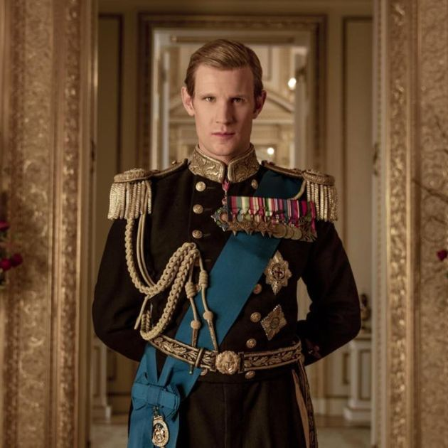 The Crowns Matt Smith And Tobias Menzies Pay Tribute To Prince Philip