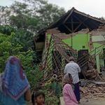 Ινδονησία: Σεισμός 5,9 Ρίχτερ στα ανοιχτά της