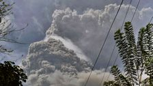 St. Vincent Braces For More Explosions After Volcanic Eruption