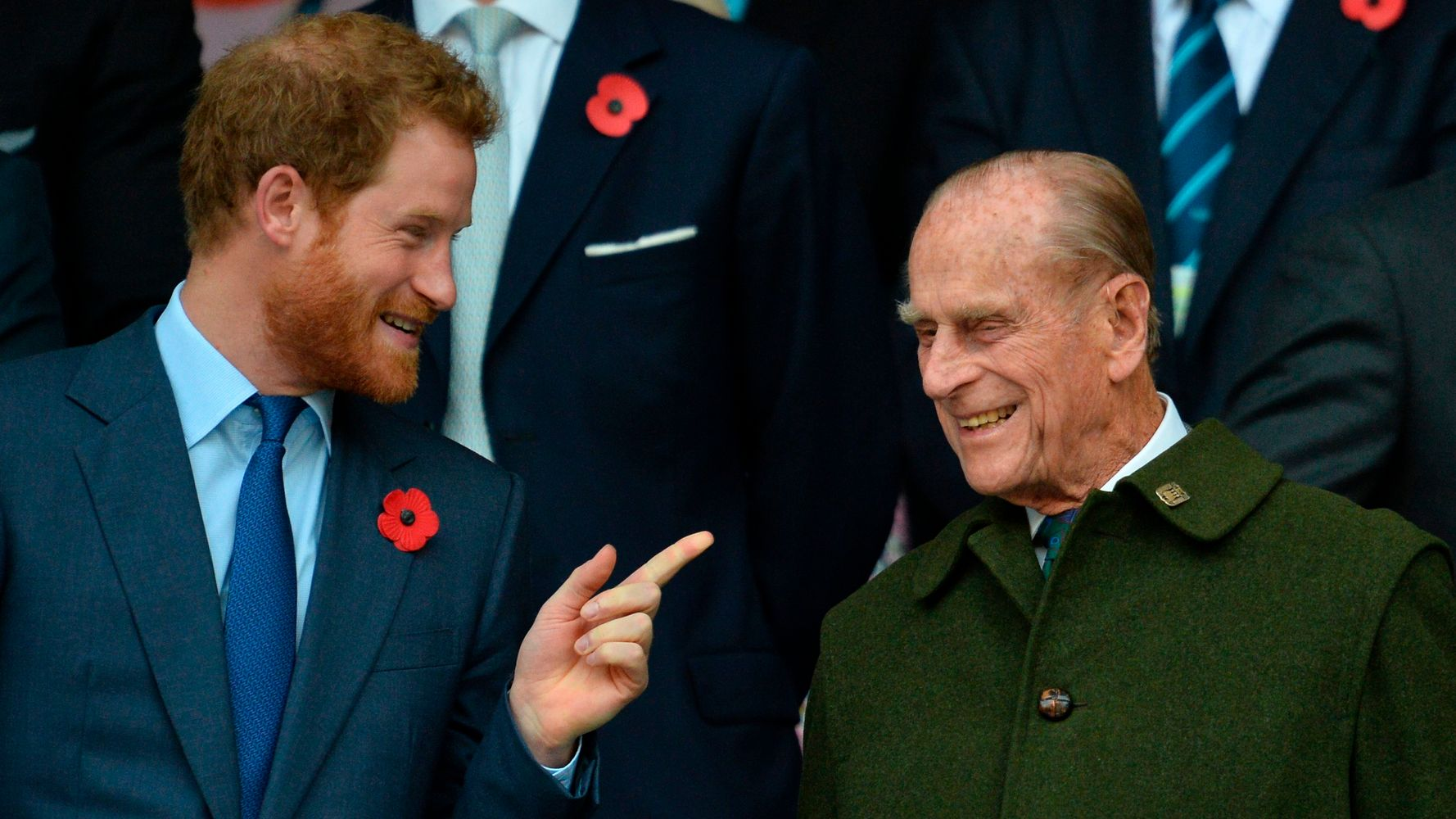 Prince Harry Mourns His 'Cheeky' Grandfather Prince Philip: 'He Was Authentically Himself'
