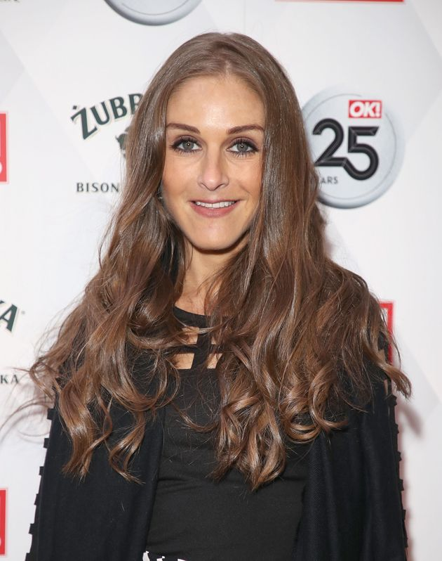LONDON, ENGLAND - MARCH 21: Nikki Grahame attends OK! Magazine's 25th Anniversary Party at The View from...