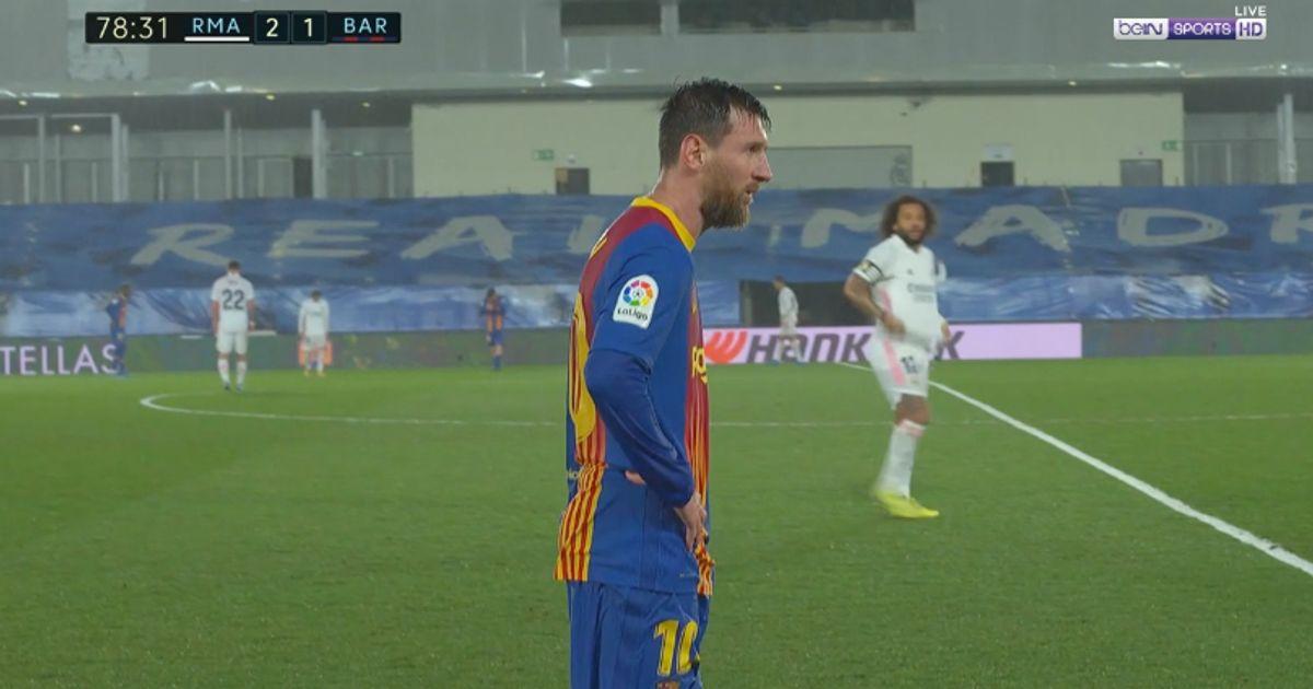 Messi, 'trending topic' al instante por lo que se ve en esta foto