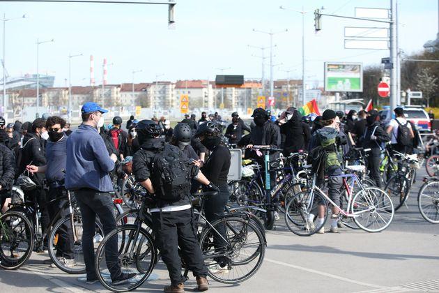 Διαδηλώσεις κατά των lockdown στην