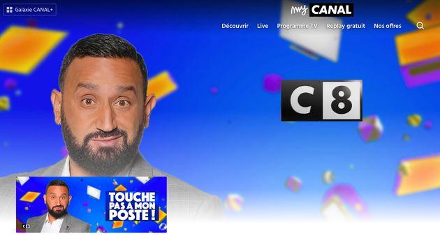 Cyril Hanouna, animateur de TPMP, restera aucœur de