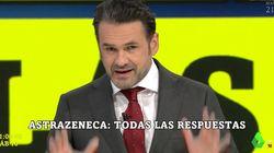 Iñaki López lanza esta pregunta al PP tras lo que ha hecho Vox en el debate de la