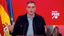 Sánchez asegura que se puede confundir entre el PP y Vox al hablar de