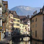 Où vit-on le mieux en France? Annecy et Peltre en tête de ces
