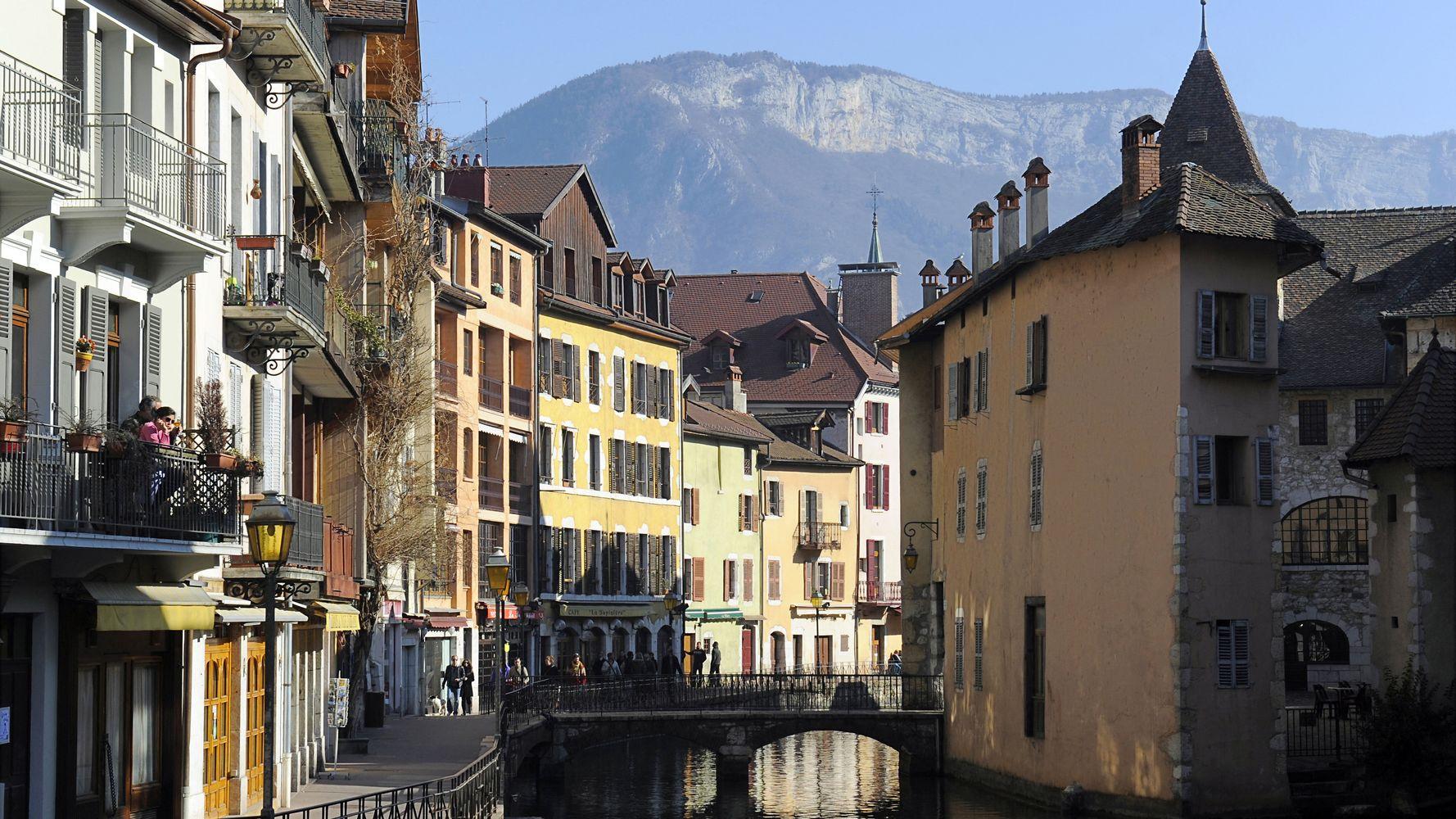 Où vit-on le mieux en France? Annecy et Peltre en tête de ces classements