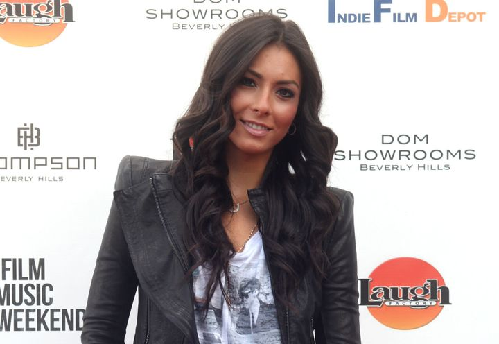 """In this file photo, actor Chantel Giacalone attends """"Skyler"""" Premiere at Laemmle Music Hall during the 2011 L.A. Film and Mus"""