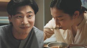 육아로 지친 아내에게 밥상을 차려주는 멋진 남편의 영상이
