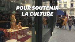 Avant la réouverture des théâtres, ces acteurs français ont trouvé la