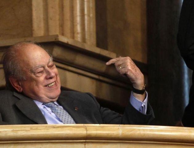 Jordi Pujol,expresidente de la