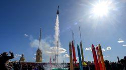 La Russie célèbre la conquête de l'espace par Gagarine il y a 60