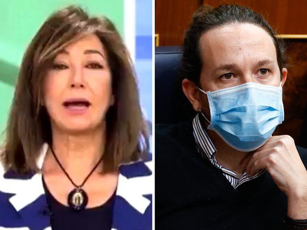 Ana Rosa y Pablo