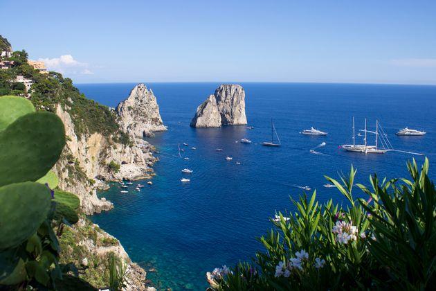 Photo taken in Capri,