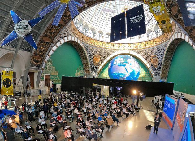 Ειδικές εκδηλώσεις στο Κέντρο Κοσμοναυτών και Αεροπλοΐας στη Μόσχα