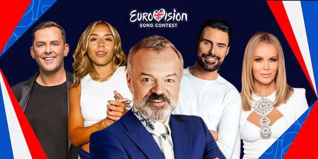 Eurovision 2021 presenting line