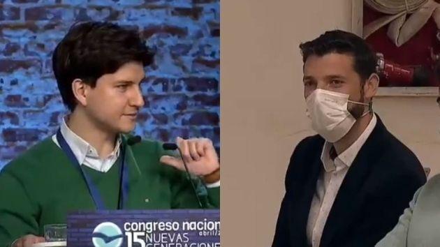 Diego Gago y Omar