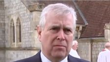 Prince Andrew Makes First Public Statement Since Step Back From Official Duties