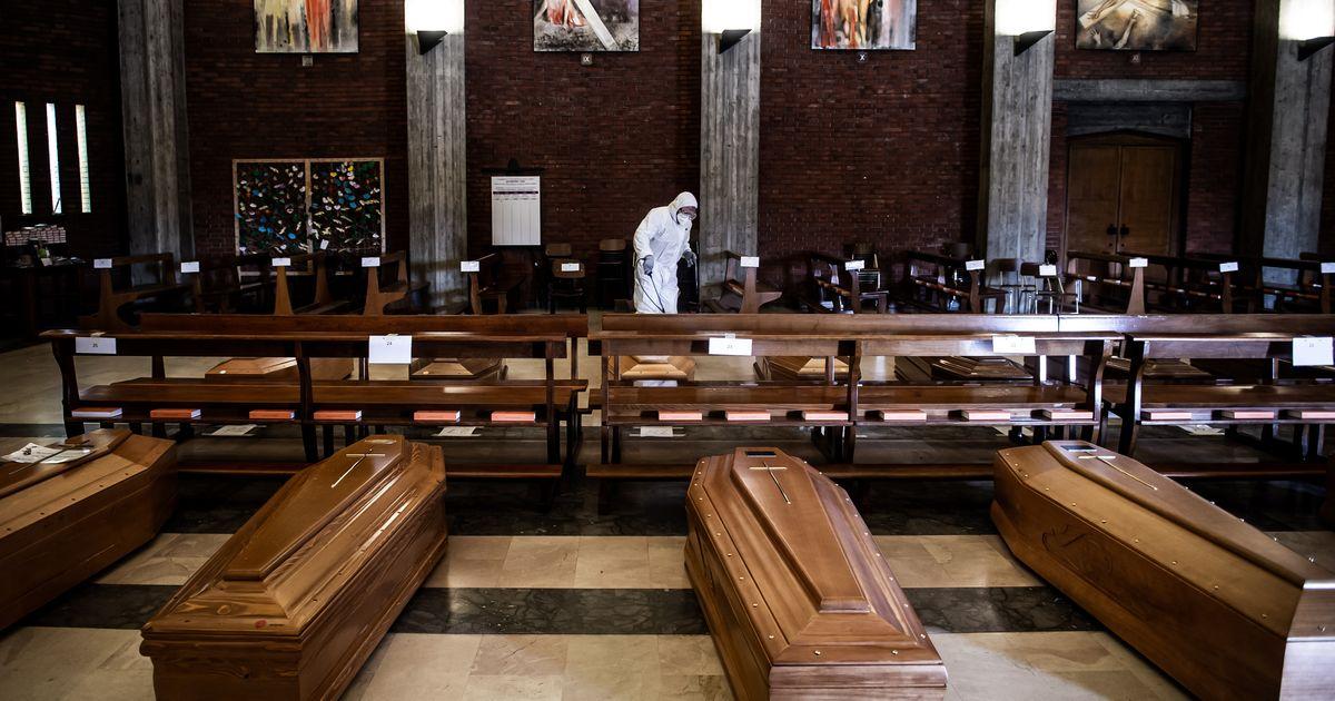Roma come Bergamo: troppe salme da cremare per Covid