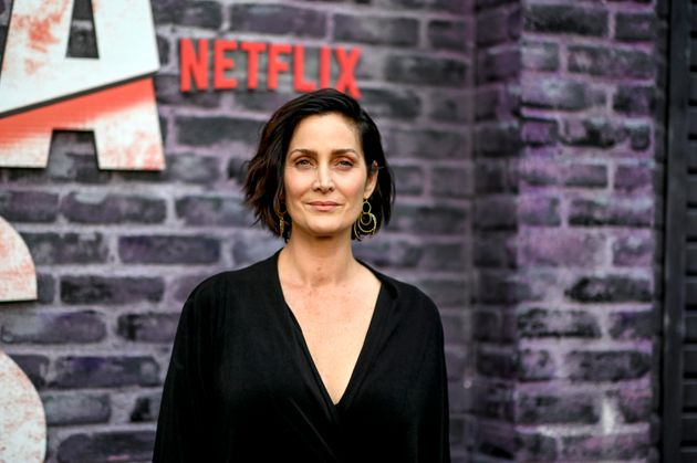 The Matrix Star Carrie-Anne Moss Says She Was Offered Grandmother Role 1 Day After Turning 40
