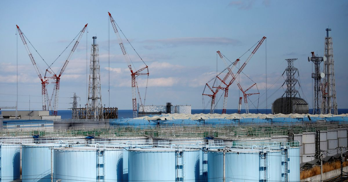 Le Japon va rejeter de l'eau traitée de Fukushima à la mer