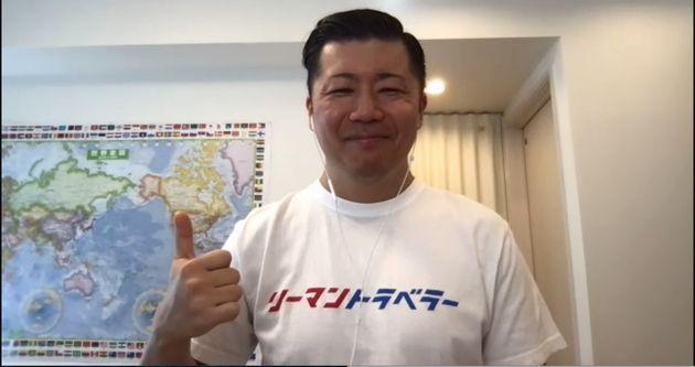 東松寛文さん