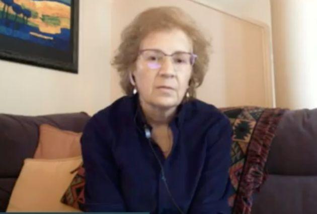 La viróloga Margarita Del Val en 'Liarla