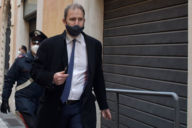 ROME, ITALY - FEBRUARY 06: Davide Casaleggio, president of Casaleggio Associati and president and founder...