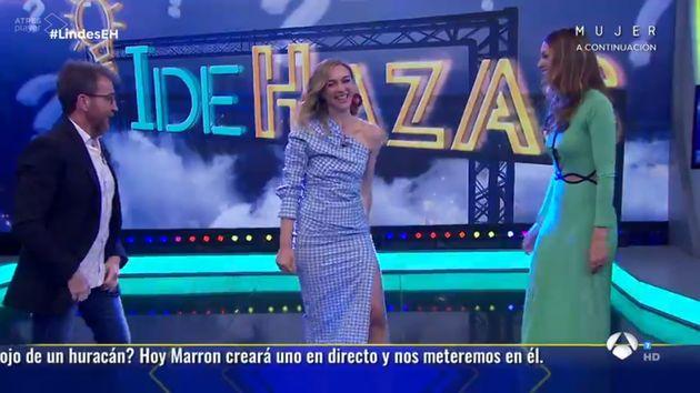 Marta Hazas en 'El