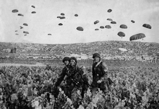 Μάιος 1941 - Γερμανοί αλεξιπτωτιστές...