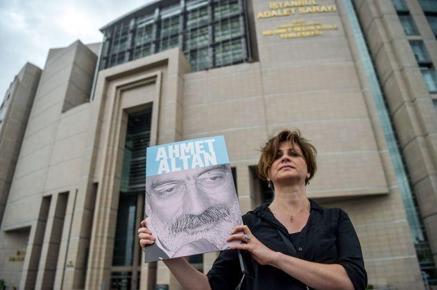 Καταδίκη της Τουρκίας στο Ευρωπαϊκό Δικατήριο για την φυλάκιση του δημοσιογράφου Αχμέτ