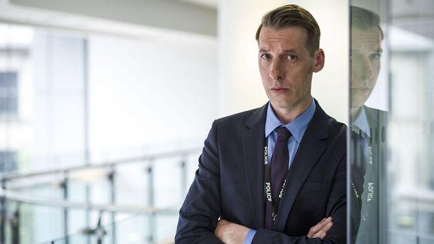 Craig in character as Matthew