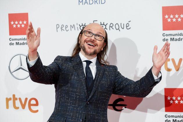 Santiago Segura, en los Premios Forqué