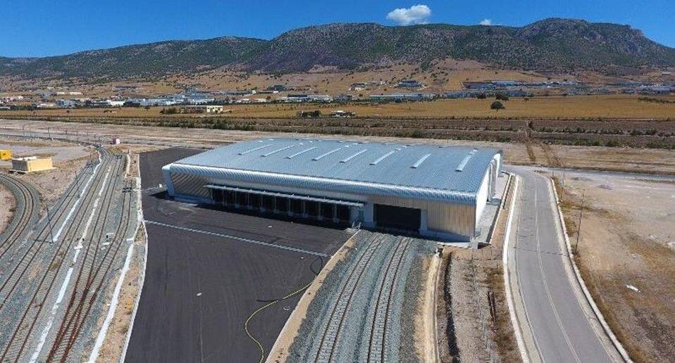 Ετοιμος να παραλάβει ο ΟΣΕ το νέο εμπορευματικό Κέντρο στο Θριάσιο