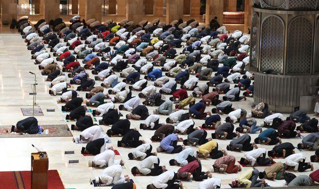 Μουσουλμάνοι στην