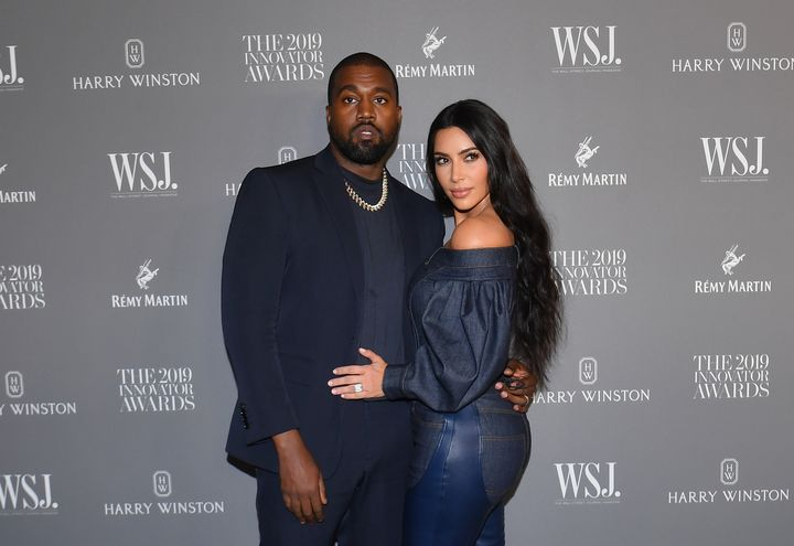 Kim Kardashian and Kanye West have split after 6 1/2 years of marriage.